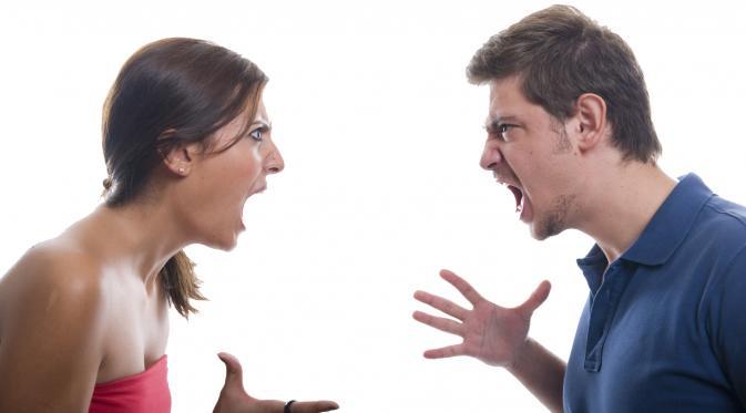 Kata-kata Yang Tidak Boleh Diucapkan Ketika Bertengkar Dengan Pasangan - AnekaNews.net