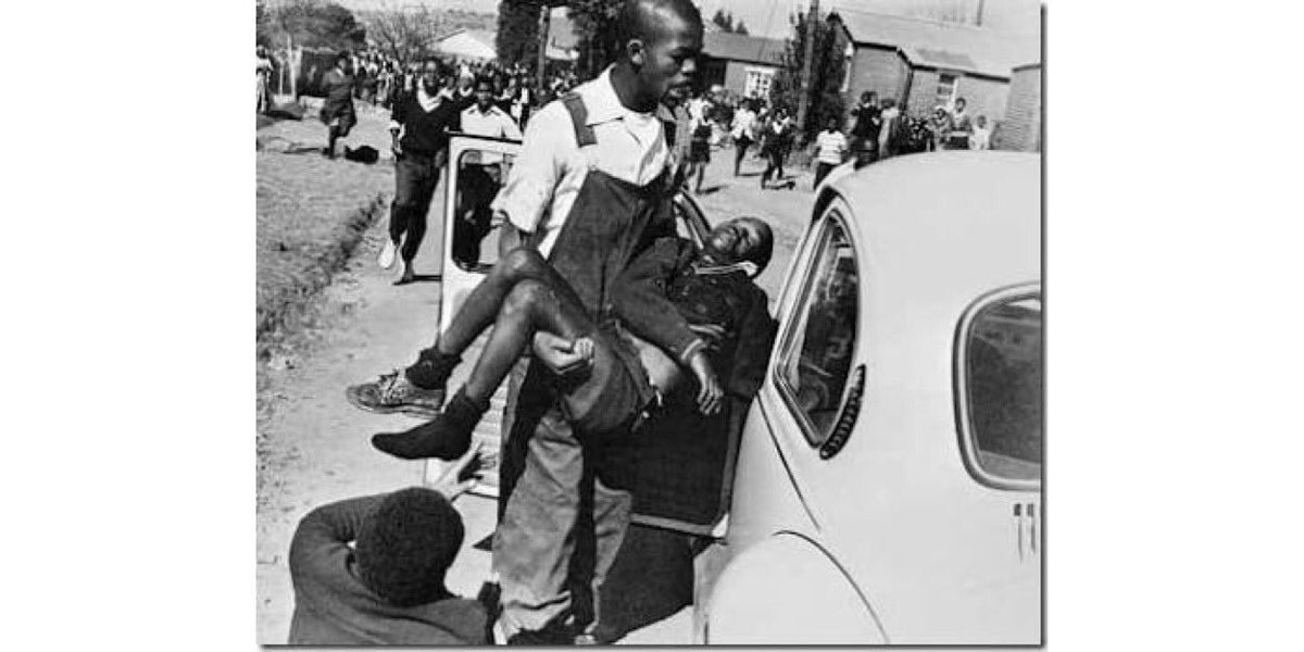 Today is a day for us South Africans to reflect on what happened on #June16 1976. Salute to leaders. #YouthDay2016 https://t.co/qkYpn2K3h3