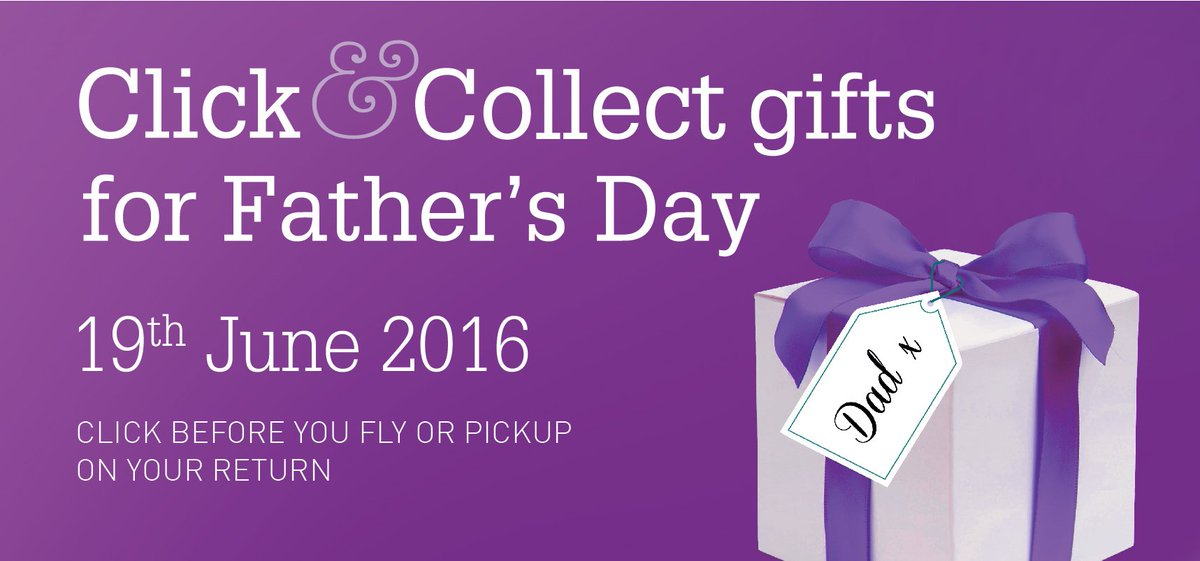 RT @TheLoopDutyFree: Treat your dad this Father's Day, June 19th, the perfect time to save on his favourites! https…
