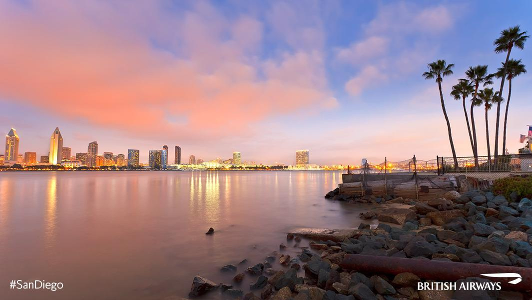 You said you love sightseeing in SanDiego. Find out what else you can get up to there