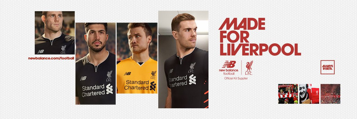 The @NBFootball @LFC Away Jersey has landed. Shop it now instore & online; https://t.co/3m5ntckOyN #MadeForLiverpool https://t.co/n3n3P8yXbG