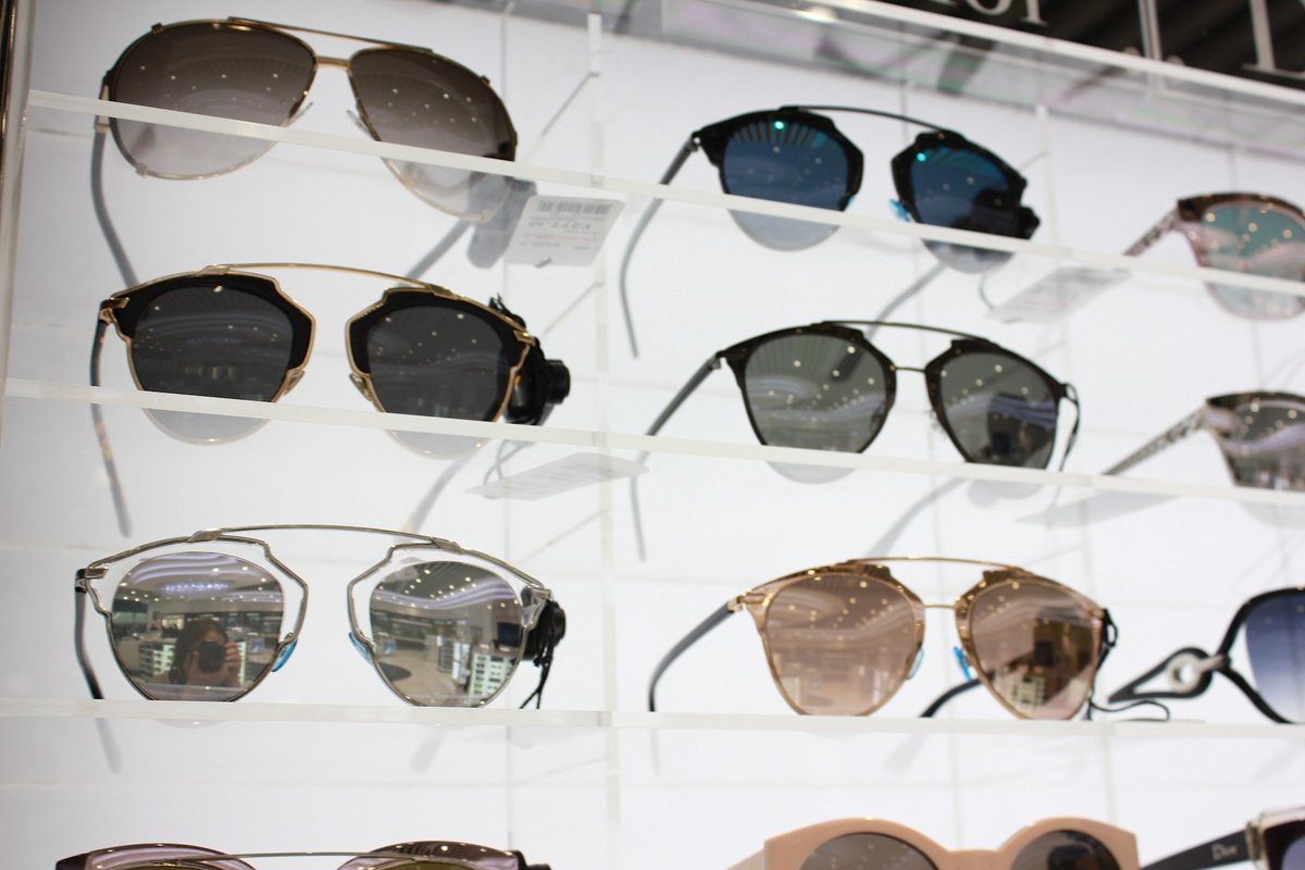 The hottest summer accessory? Don't travel without new designer shades from @WorldDutyFree