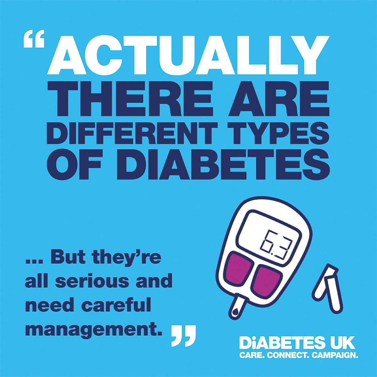 It's #DiabetesWeek and I'm supporting @DiabetesUK to set the record straight about diabetes https://t.co/QuXYyeaWnK https://t.co/QnArhTE8UB