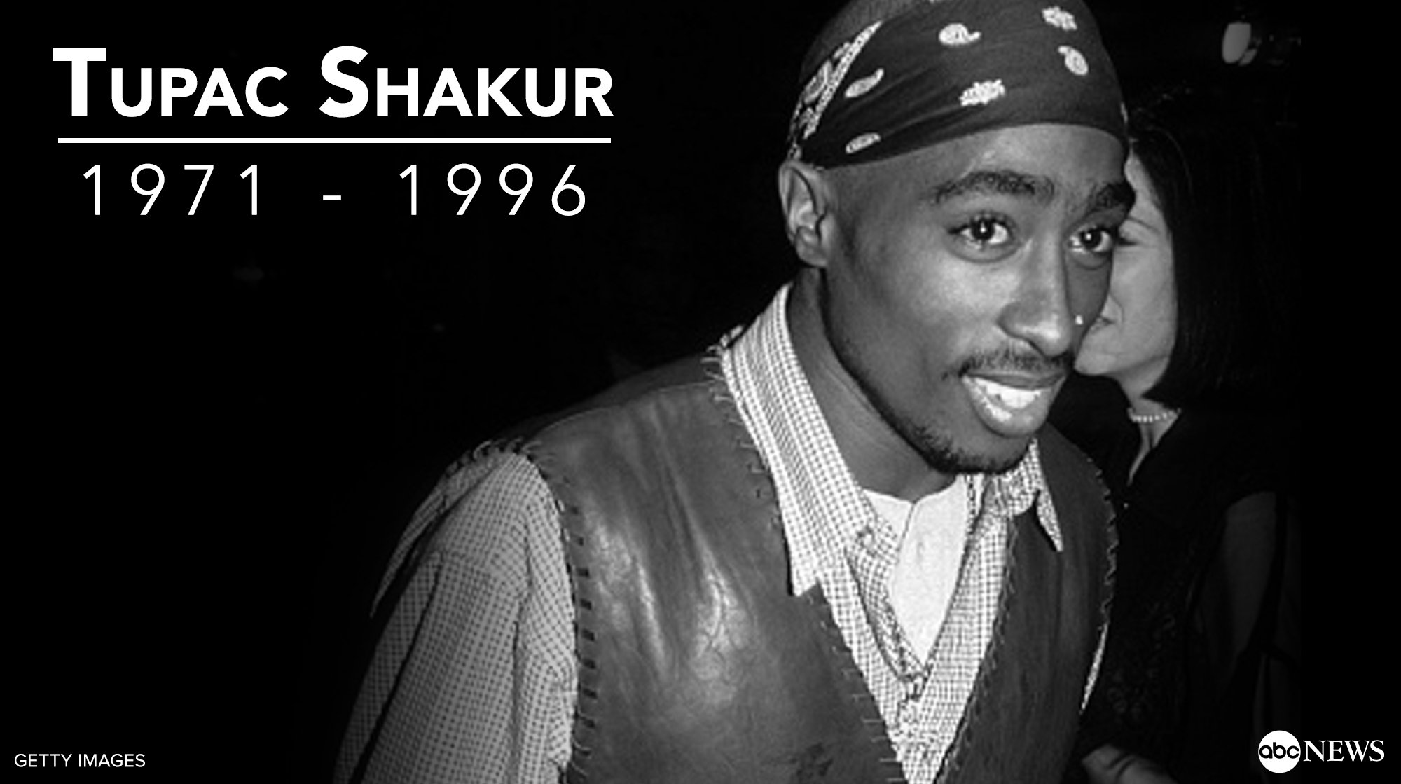 Happy birthday, Tupac.  The rapper would have turned 45 years old today. https://t.co/Ht4o5yPh7z
