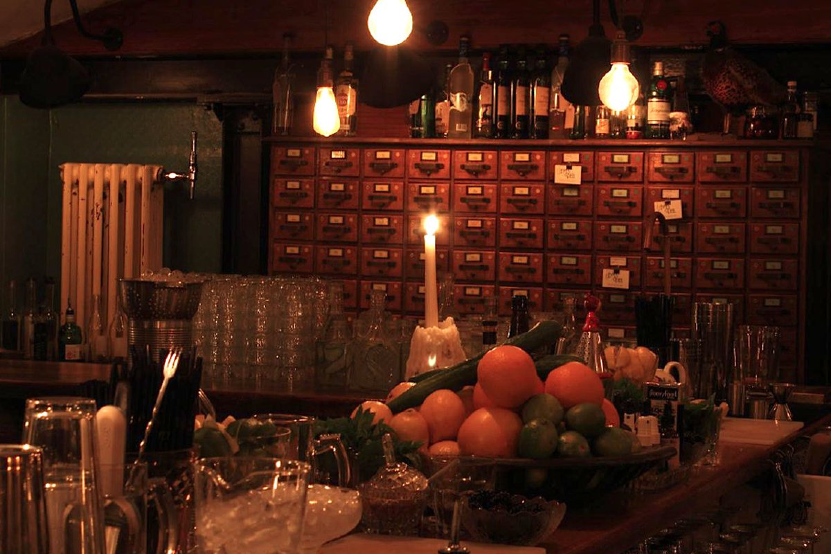 The Mayor of Scaredy Cat Town London's best speakeasies