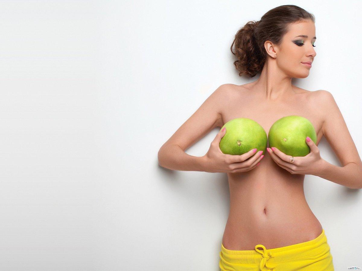 Как вырастить свою грудь в домашних условиях