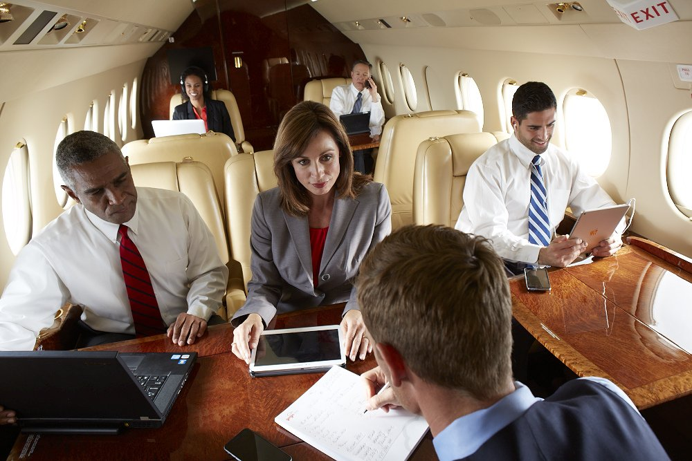 .@DeltaPrivateJet to launch @Gogo Biz 4G service on entire fleet
