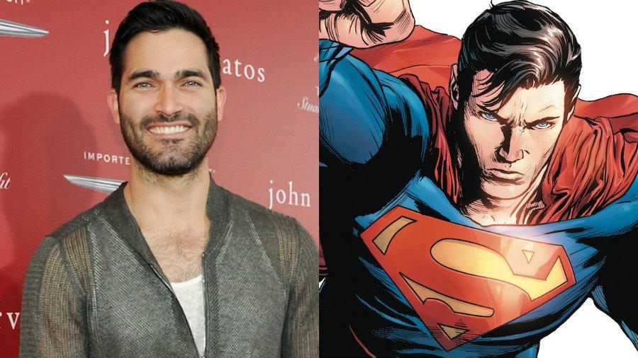 Tyler Hoechlin é escalado para viver o Superman em Supergirl ➡ https://t.co/kpkLa1J03q https://t.co/DIJ00ydDNE