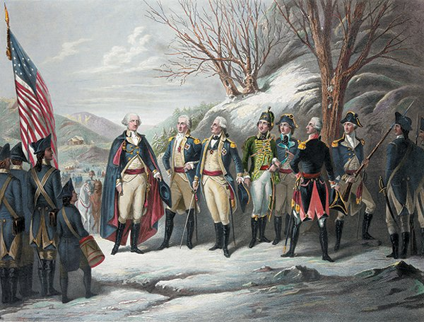 #FlashbackFriday US + Poland have been BFFs since 1776 when two Polish generals helped fight for US' independence https://t.co/FHjXP3zLbg