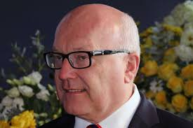 """AG GEORGE BRANDIS should be sacked: @markdreyfusQCMP """"He's not fit to the be AG of the C'wealth"""" #Faine #ausvotes https://t.co/si61B9bWK4"""