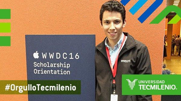 ¡Felicidades a Joaquín Ramírez! Ganador del Apple Design Award, por el desarrollo de su juego Linum. #SoyTecmilenio https://t.co/h7raRlaoyH