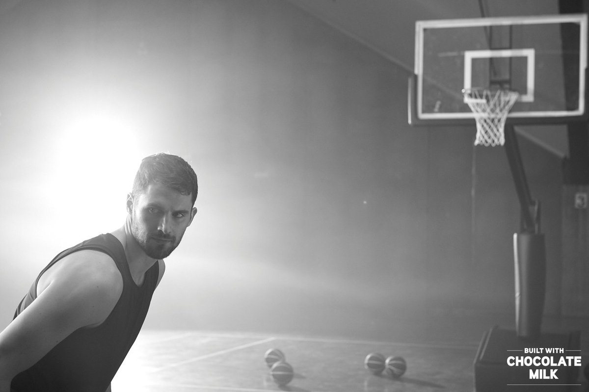 Giving up isn't an option for @KevinLove. We're pumped to see you out on the court tonight