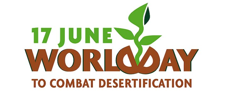 2016 World Day to Combat Desertification theme; Inclusive cooperation for achieving Land Degradation Neutrality https://t.co/7pot86S4hO