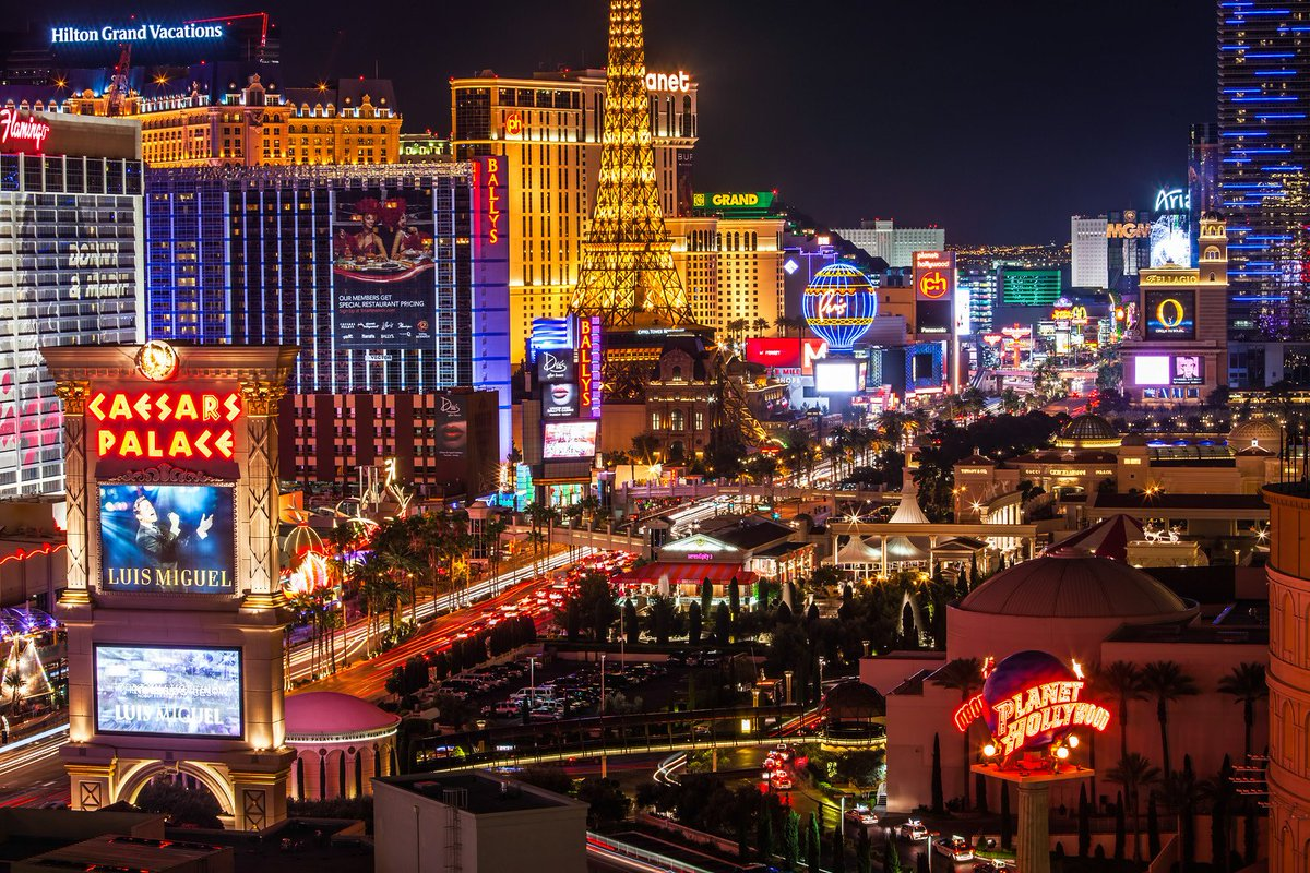 Ready for the bright lights of Vegas? We've spotted deals starting at $213.