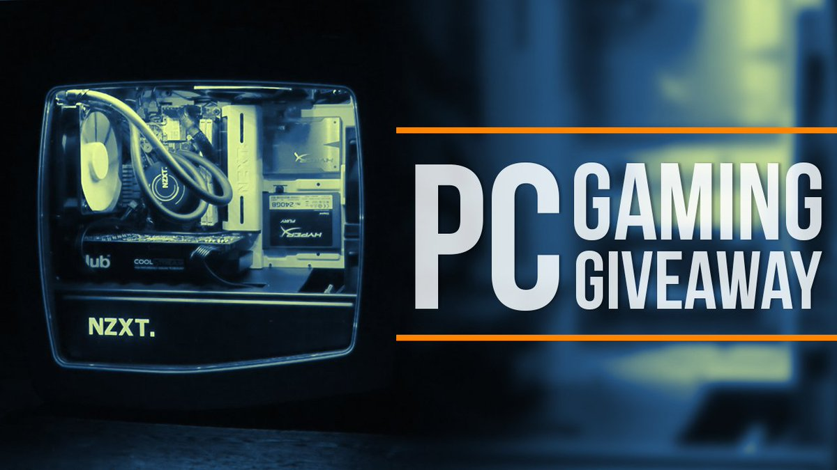 Final push everyone. About 20hrs to going in our AMd gaming pc giveaway . Enter here https://t.co/z3AOJeeP6n https://t.co/imkJ0gU0JH