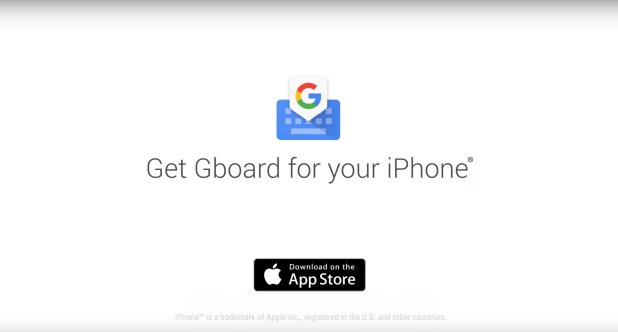 Google's iPhone keyboard – Gboard – has landed in Australia bringing built-in search to iO… https://t.co/dgOvnMZWaE https://t.co/ROXvquPUiO
