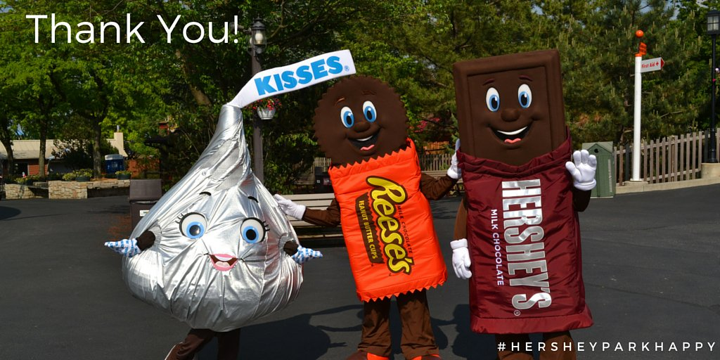 THANKS all! Discover your #HersheyparkHappy & get $14 off tix use promo code: 20046 by 6/30 https://t.co/OSNp42XNLD https://t.co/hpLH5FRSKI