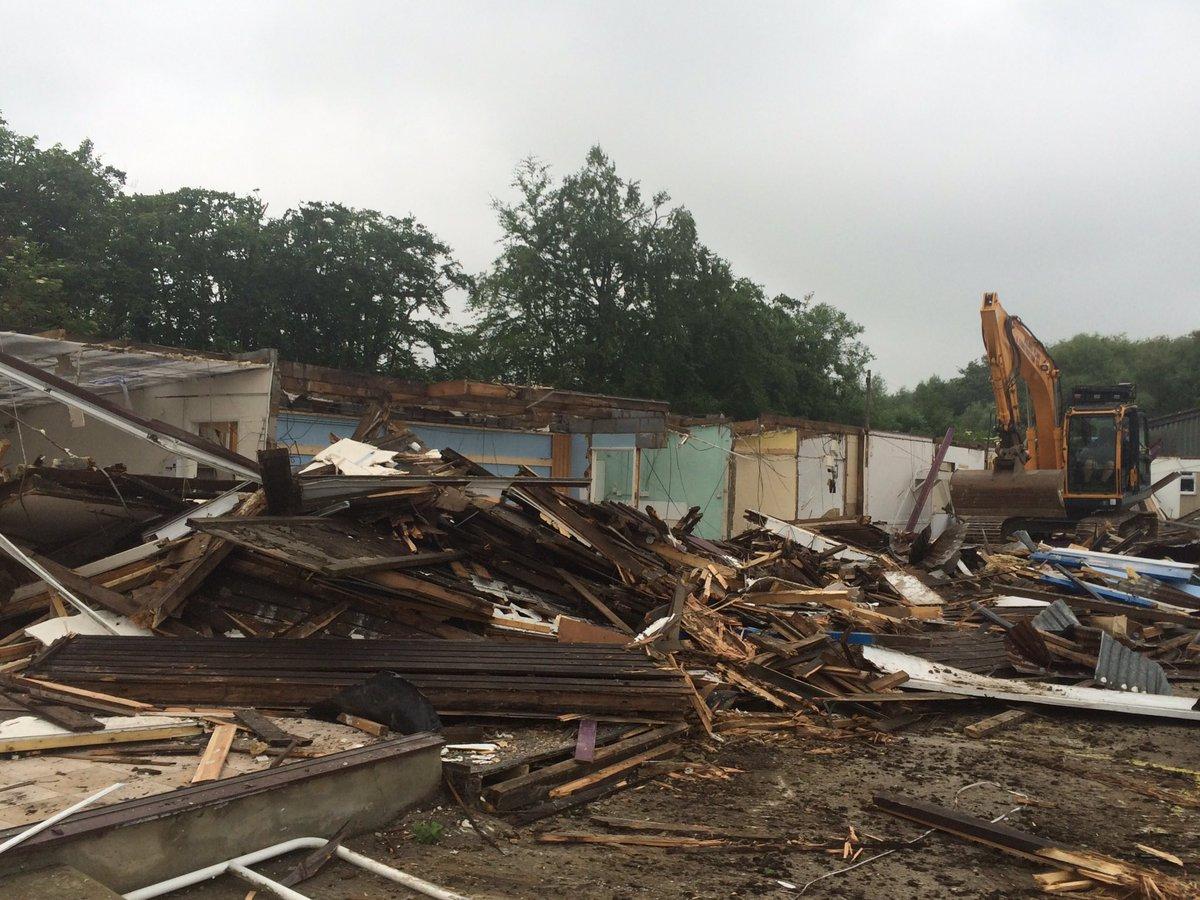 The Club house is down at Ram Meadow https://t.co/tjsdazMd1k