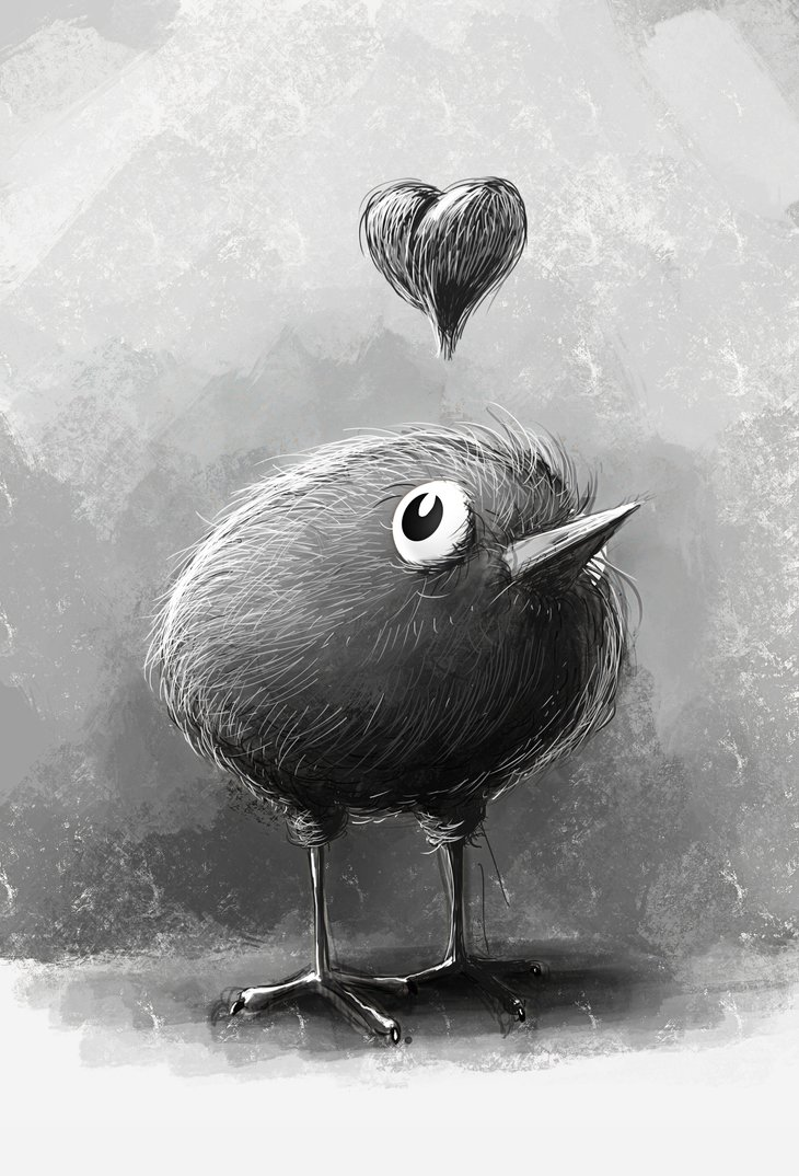 RT @hitRECord: This lovely bird was created by 'Cptain' of Bordeaux, France - https://t.co/1g2meBYZDg https://t.co/wsiOy8FHtj