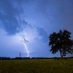 Opnieuw waarschuwing voor regen en onweer