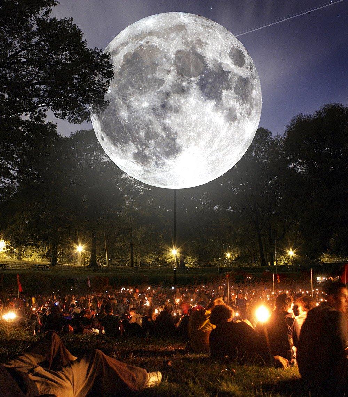 giant moon to take part in bristol international balloon fiesta