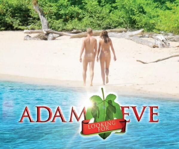 Tropical islands naked