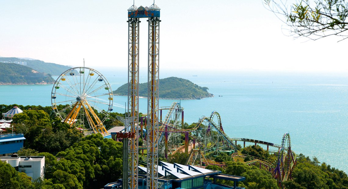 Family fun in Hong Kong: