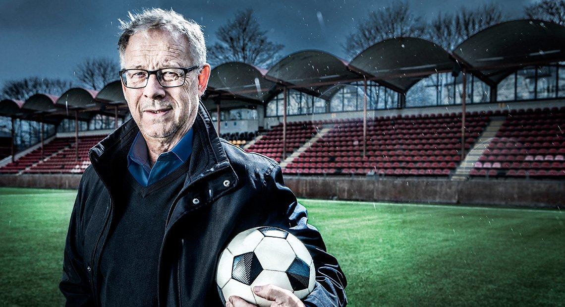 Meet Iceland´s coach Lars Lagerbäck: