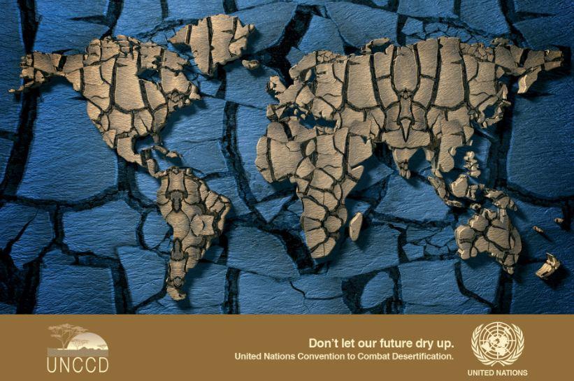 17 de Junio | Día Mundial de Lucha contra la Desertificación  y la Sequía → https://t.co/4tvGNuAlB1 https://t.co/VX7zBdGHdx