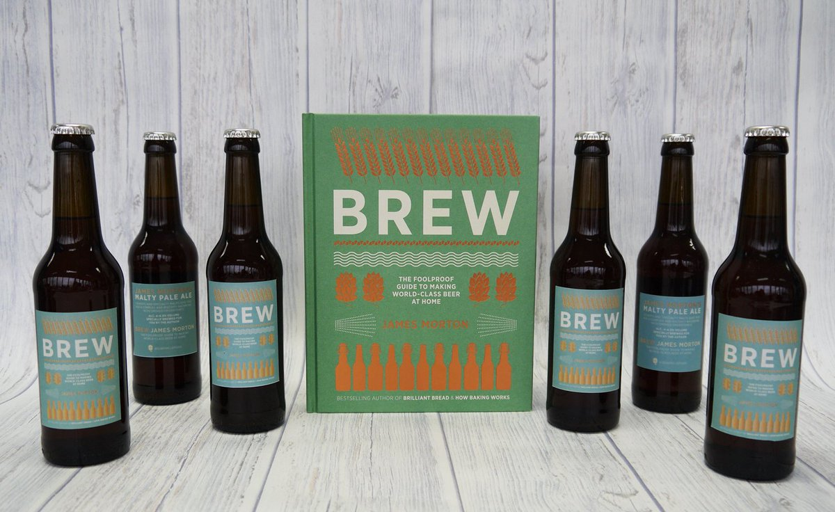 #Competition RT for a chance to win a 6 pack of beer & @bakingjames's Brew! Ts & Cs apply https://t.co/thbrTjuYbH https://t.co/Sh9cXD2GXr