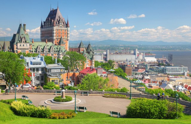 Lovely, historic Quebec City is a Canada classic well worth considering this summer!