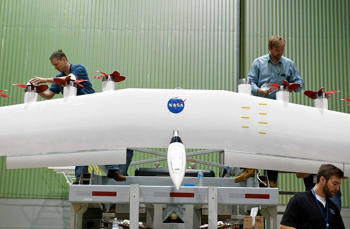 Electric planes: NASA working on