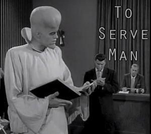 #WhenTheAliensLandWe need to remember that 'To Serve Man' isn't a menu... https://t.co/X5xVQcRxr9