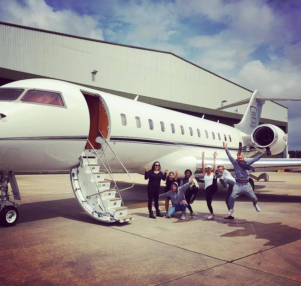 #teamscherzy #jetlife #austria bound! So blessed????????????????????????✈️ https://t.co/0WN4ffU1gq https://t.co/yENz0WGcPE