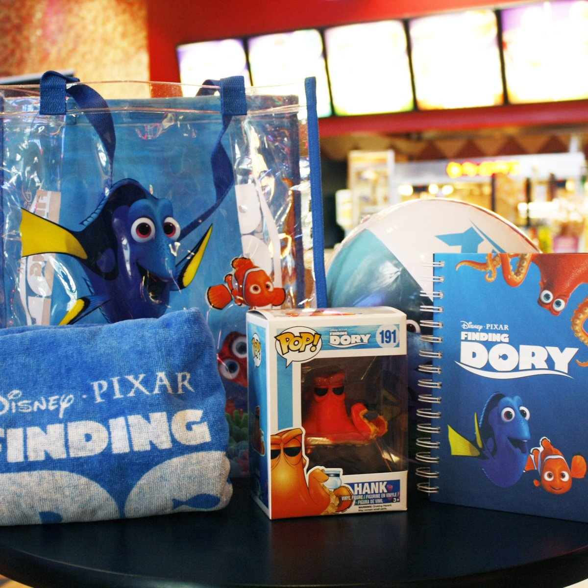Looking for some awesome #FindingDory swag? RT for your chance to win! #contest https://t.co/w1rPpnMNxE