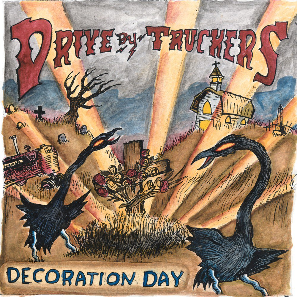 June 17th, 2003 Decoration Day was released. Favorite track? #lucky13 #anniversary https://t.co/PTMf8g1GjK