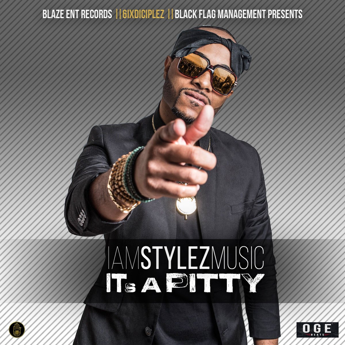 Yow @IAmStylezMusic WORLD PREMIER (OFFICIAL MUSIC VIDEO) TODAY AT 3pm. SUB TO https://t.co/8SVzTGhEOG #6ixDiciplez https://t.co/L82dNRxkrj