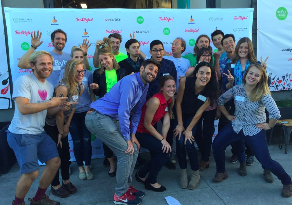 Thank you to our @FoodBytes #SF by @RaboWholesale 2016 group for a fun #DemoDay #Rabobank #FoodTech #FoodBytes #Food https://t.co/BAPAo2JRwR