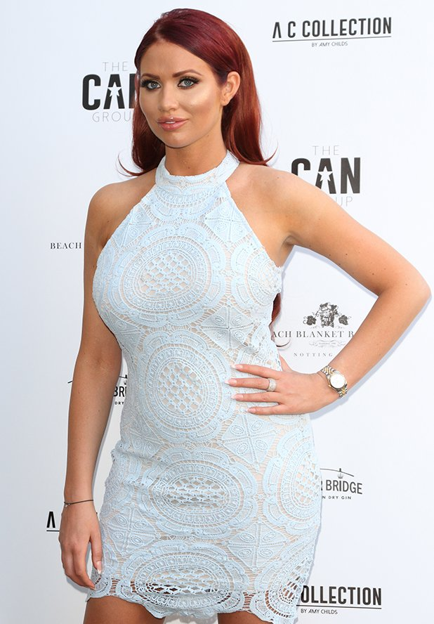 Amy Childs is a Belieber (and even wants to name a dog after Justin Bieber!)