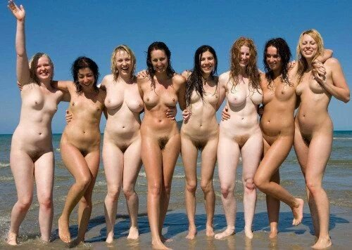 Nude girls in russia
