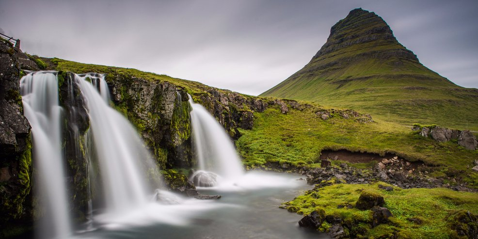 Fly to Iceland for just $408 round-trip! Book between October 1 and December 15, 2016: