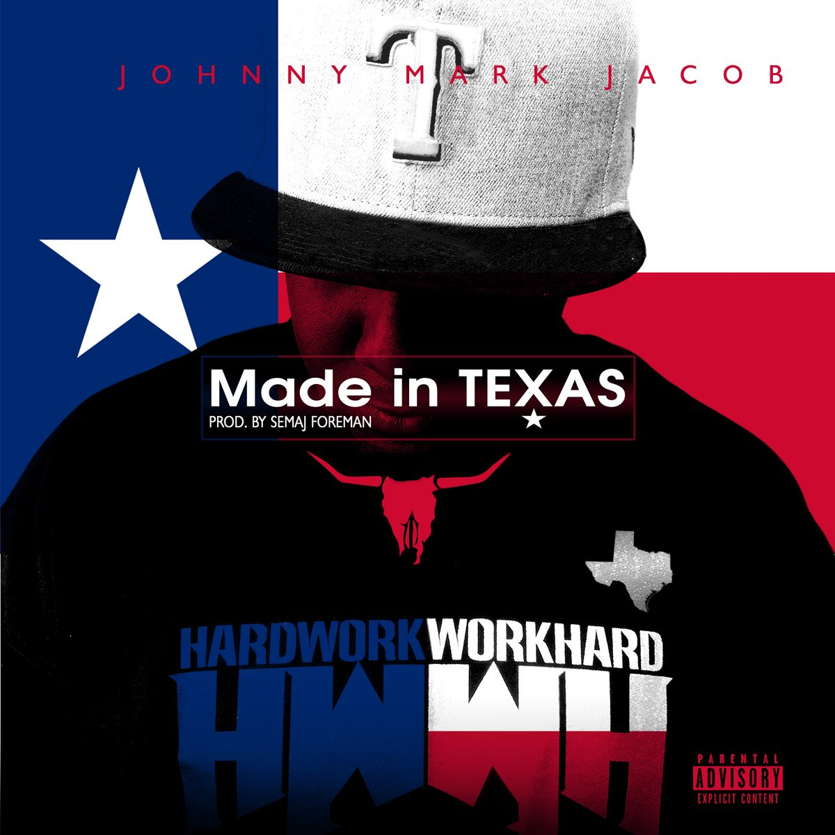 """New Album """"Made In Texas"""" release July 14 produced by @SemajForeman features @FitzTaylor @wiccedmusic @themadeway https://t.co/PzgRCVVoBN"""