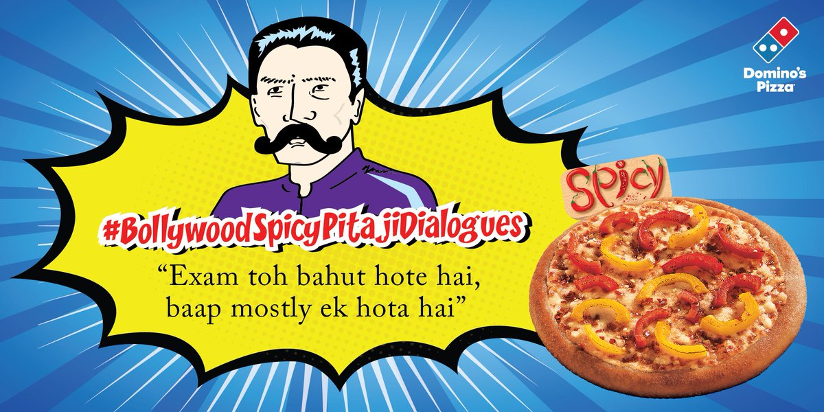 #BollywoodSpicyPitajiDialogues #Contest  Q1. Guess the movie ? https://t.co/KnRnywW1th
