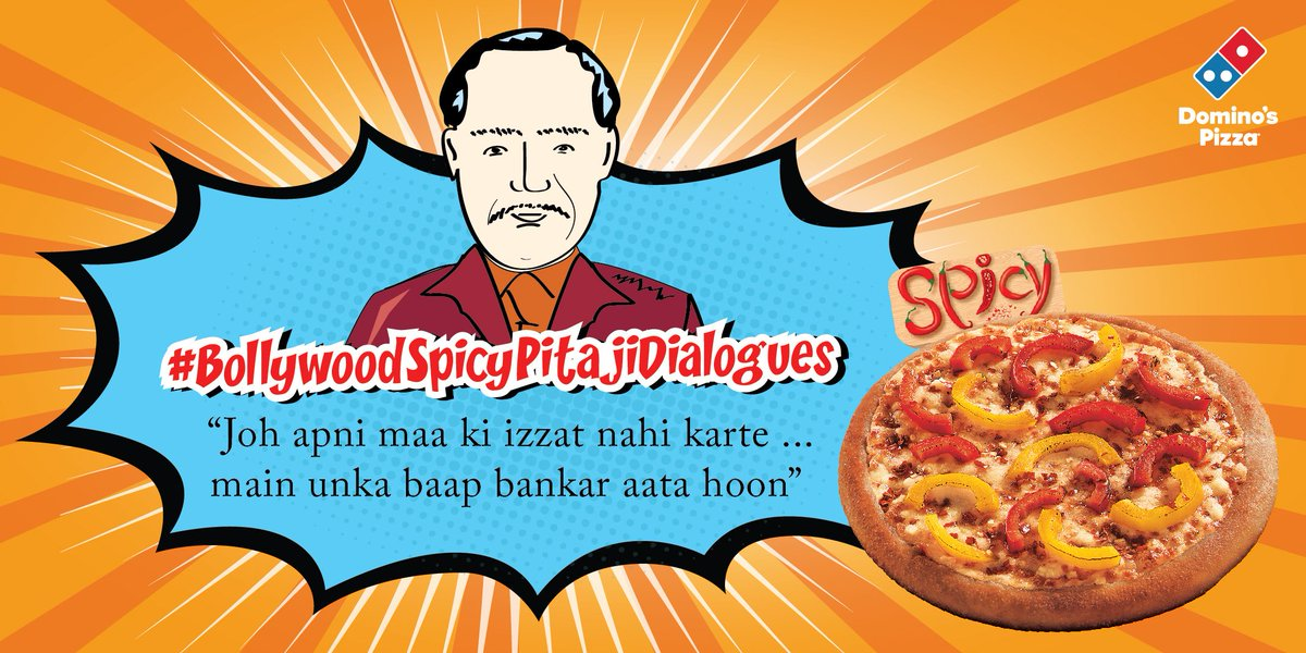 #BollywoodSpicyPitajiDialogues #Contest  Q2. Guess the movie? https://t.co/t0GiUI3FLJ