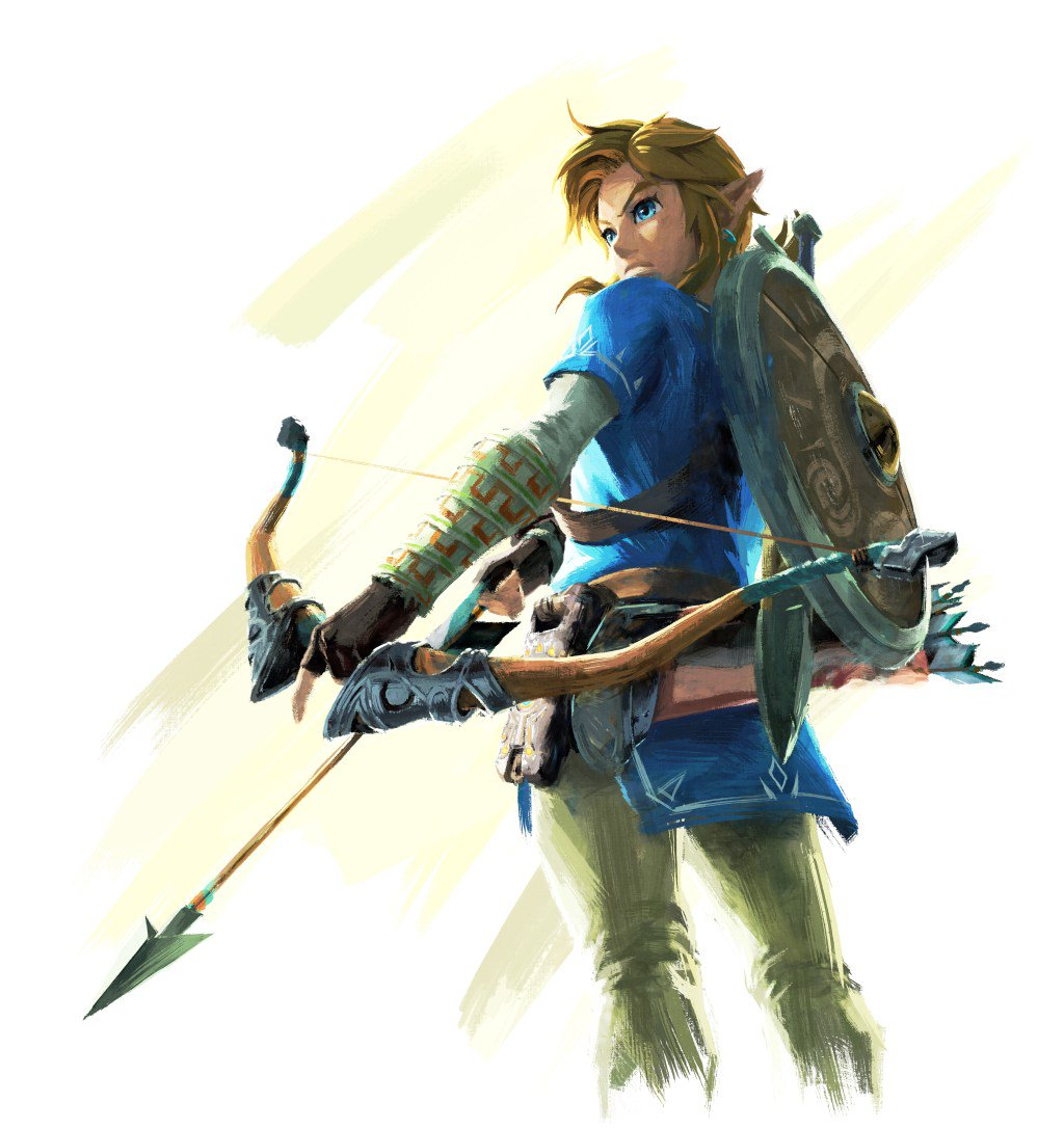 "Link Is ""Gender Neutral"" In The Legend Of Zelda: Breath Of The Wild https://t.co/lFwnxZMEu4 https://t.co/MlnwDsX68U"