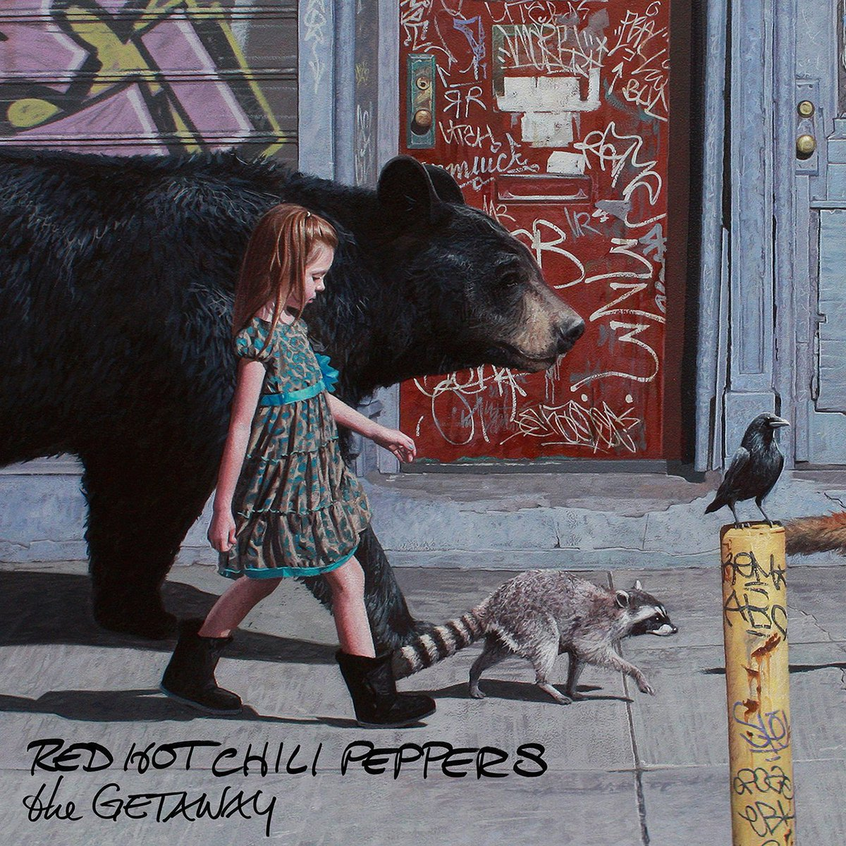 Saturday seems like a good day for @ChiliPeppers. CD and Double Vinyl of THE GETAWAY in record stores now. https://t.co/k9oTk5cQAM