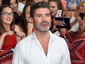 X Factor: Simon Cowell plays