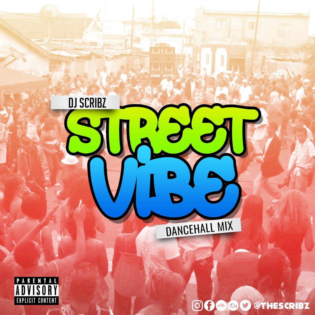Dj Scribz presents Street Vibe  One Track - https://t.co/eNvRebvl08 Tracked - https://t.co/T9jgYycaws https://t.co/NStjsFWJ6C