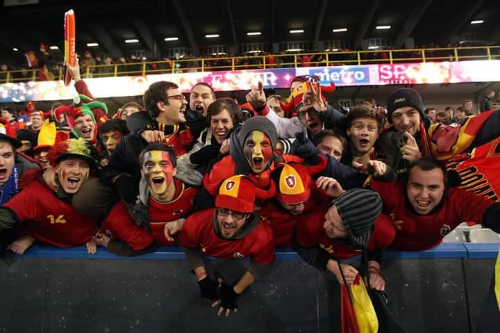 3-0 !! GEFELICITEERD/BRAVO @BelRedDevils !! #Belgium is proud of you! #MadAboutBelgium #BEL #BELIRL #EURO2016 https://t.co/0PRZ4iZrke