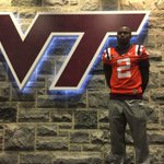 Blessed to say I have committed to Virginia Tech! ???? #STATEMENT17 https://t.co/LVTgcXKwlO